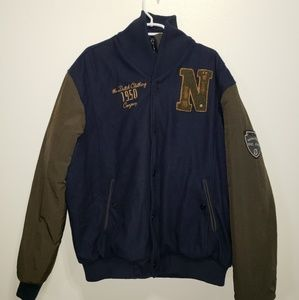 MENS NO EXCESS THE DUTCH CLOTHING COMPANY JACKET